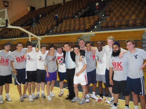 C-Hoops Championship team Spring '10
